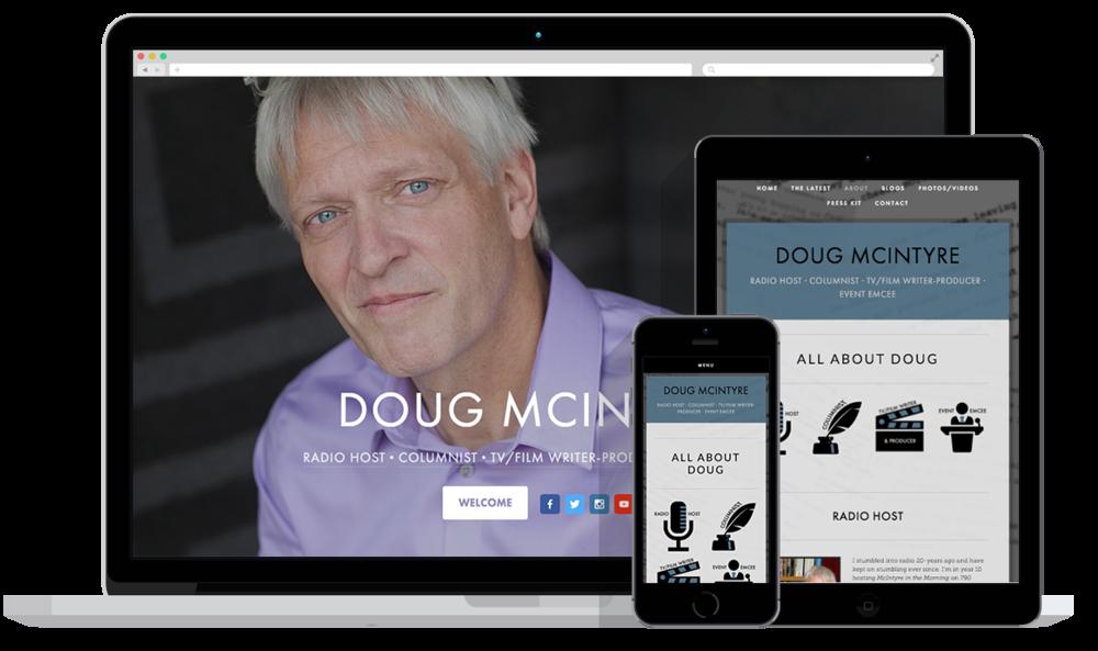 Doug McIntyre- mockup