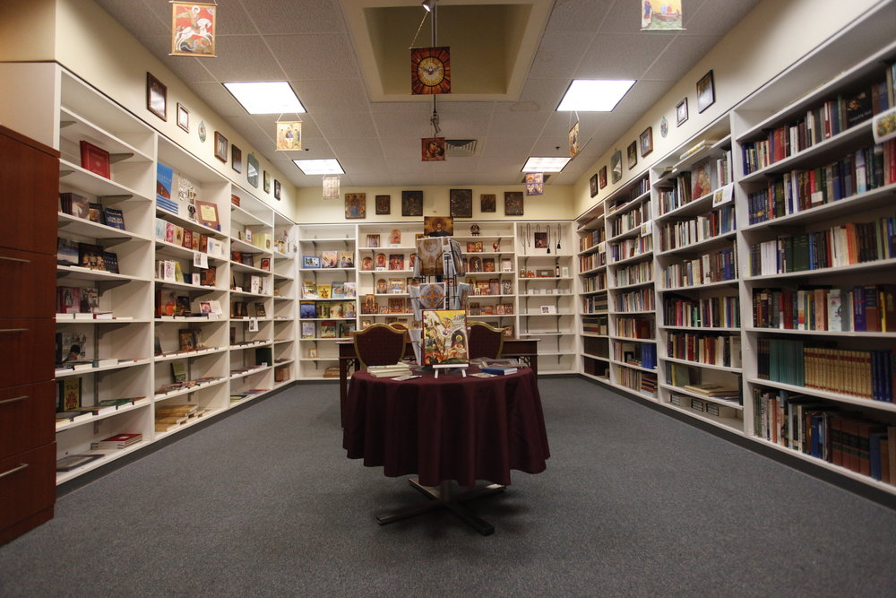 Bookstore/Library Room