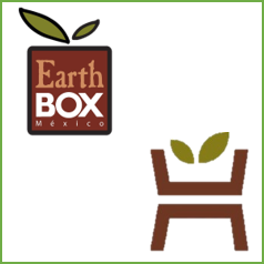 Earth Box Mexico Logo