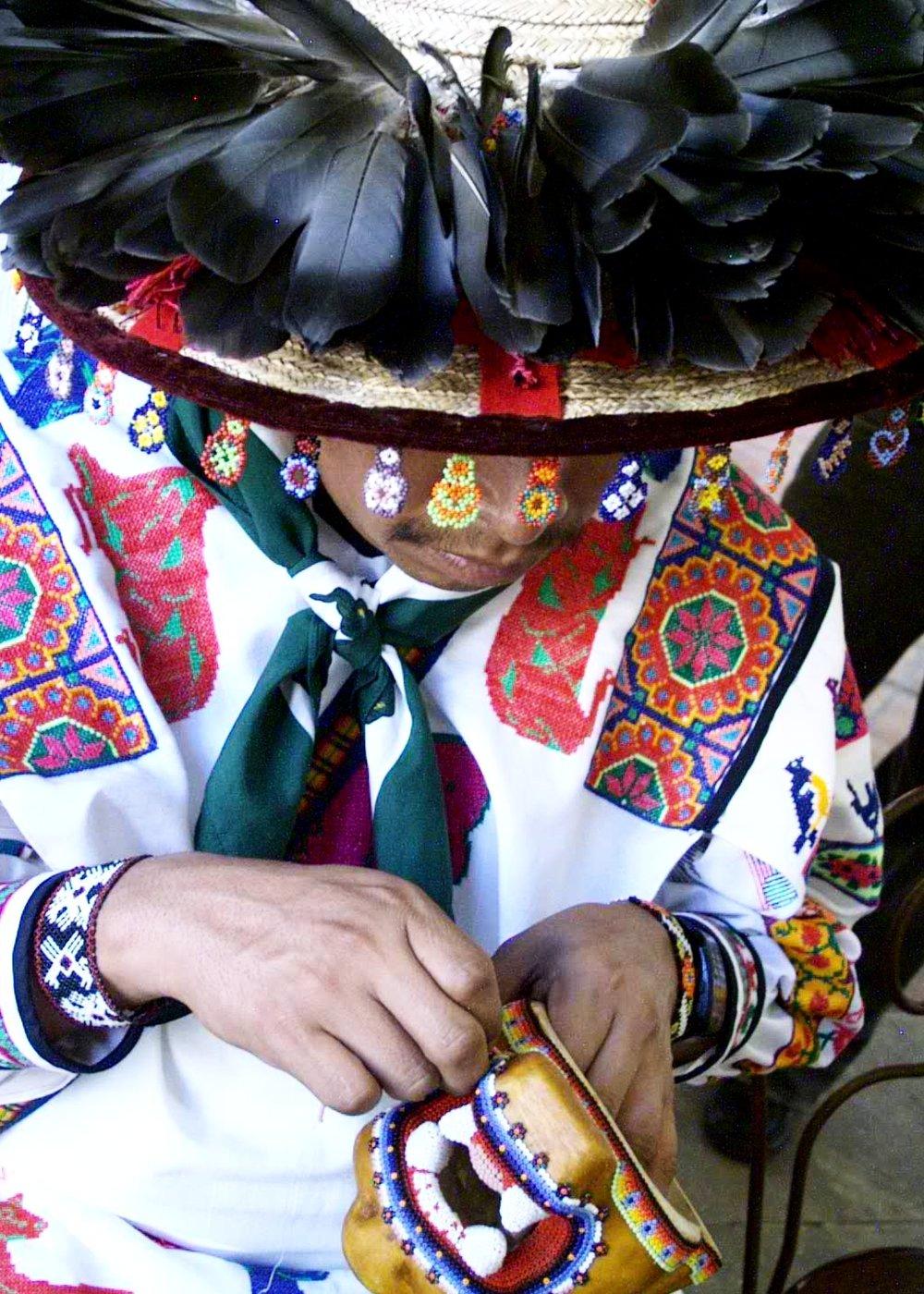 Huichol Artisan