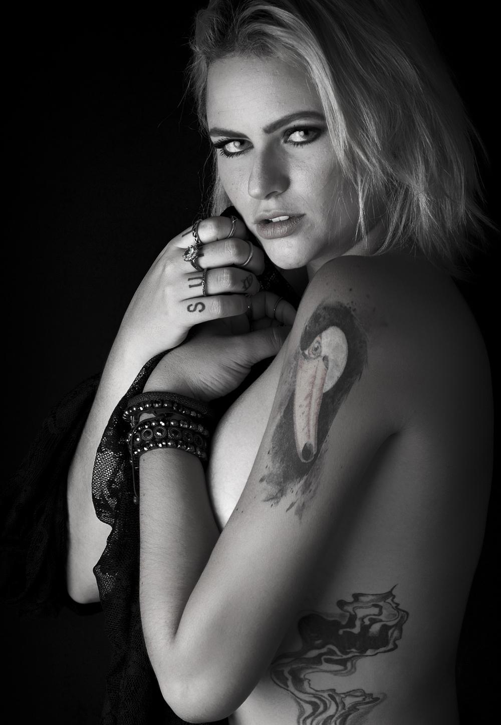 Marcella - Ink models Brazil