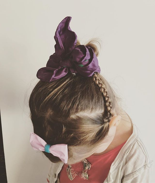 Special / Crazy do for this little bird ❤️
