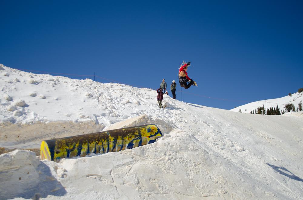 Powder Mountain Spring Riding 10jpg