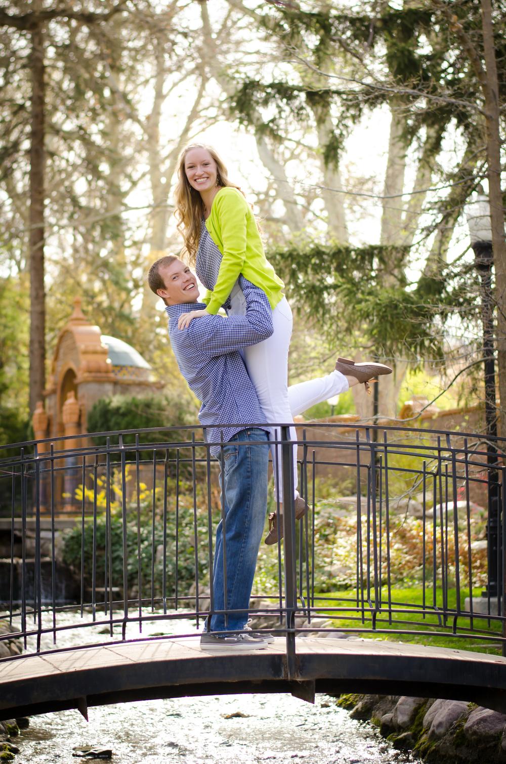 Engagement Photography Utah