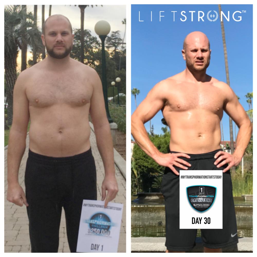 Ryan Carney Transformation