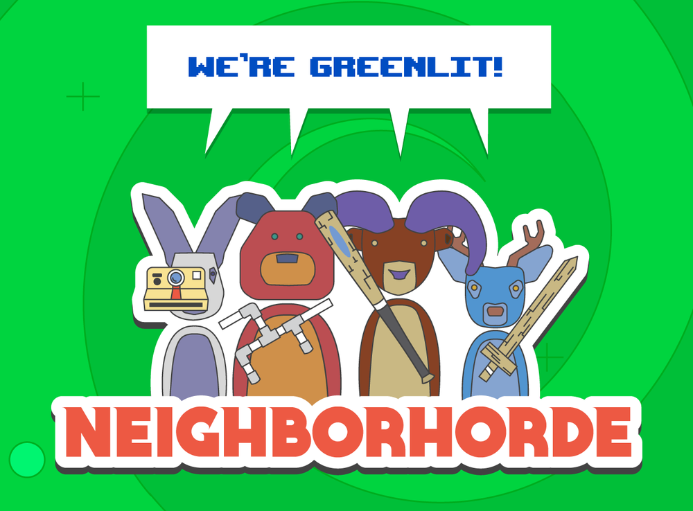 neighborhorde-greenlit