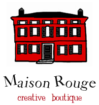 Maison Rouge Creative Boutique