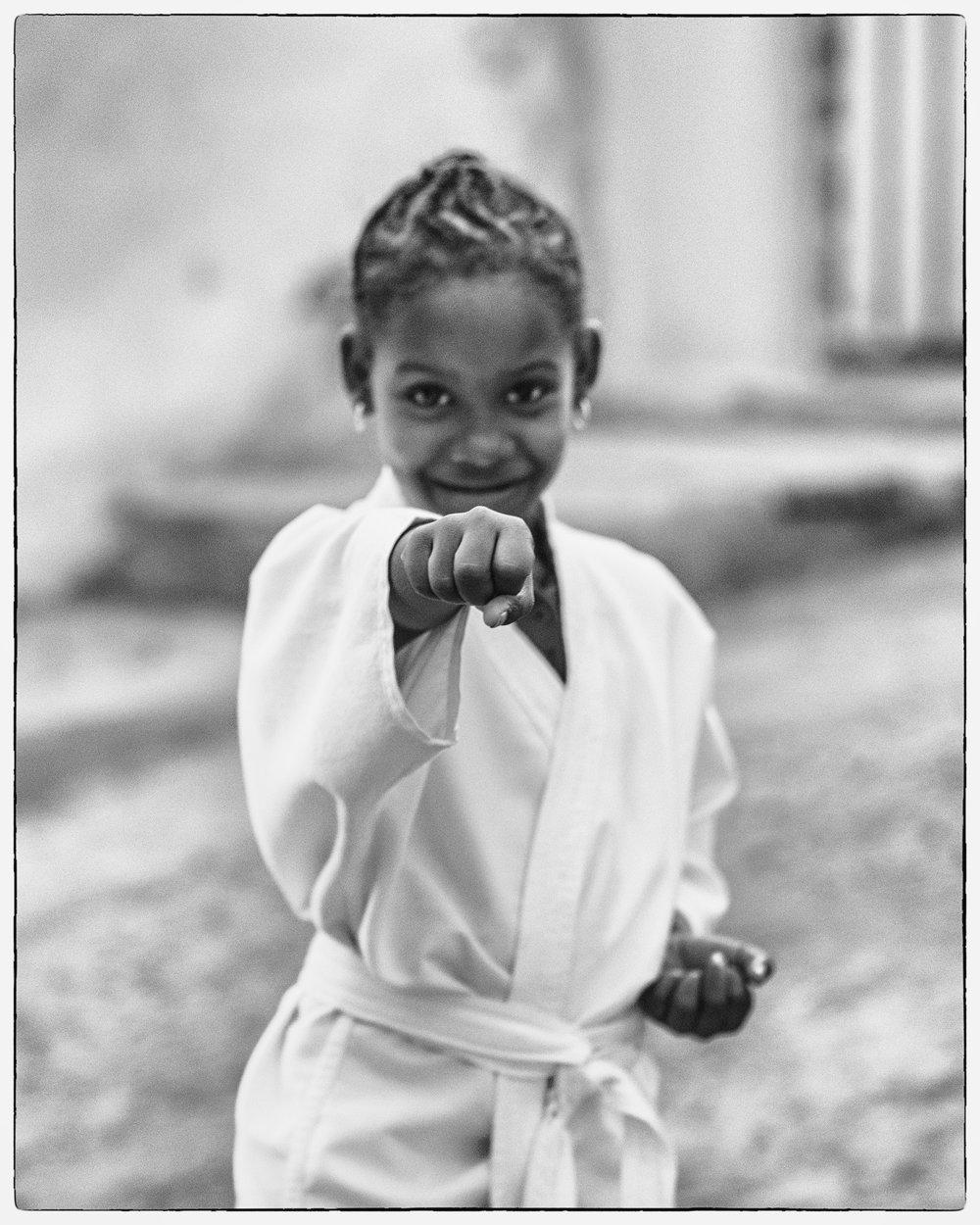 Martial arts student, Havana, Cuba.jpg