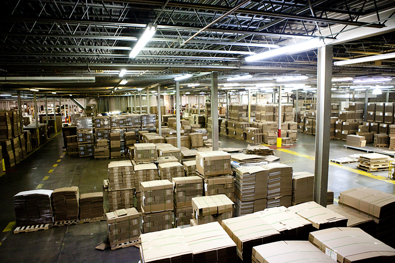 Northwest Packaging - Vendor Managed Inventory