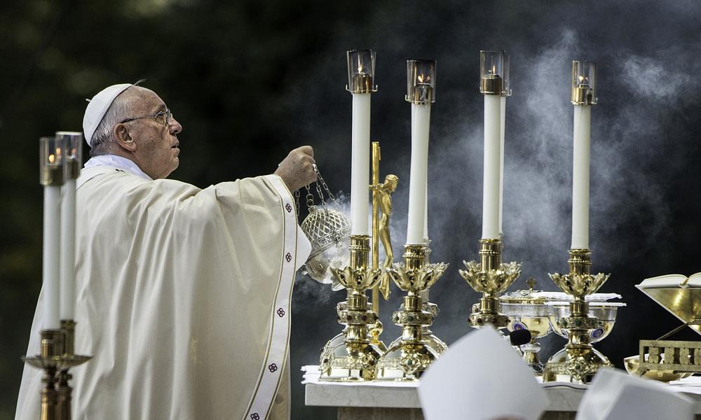 A Mass for a Saint