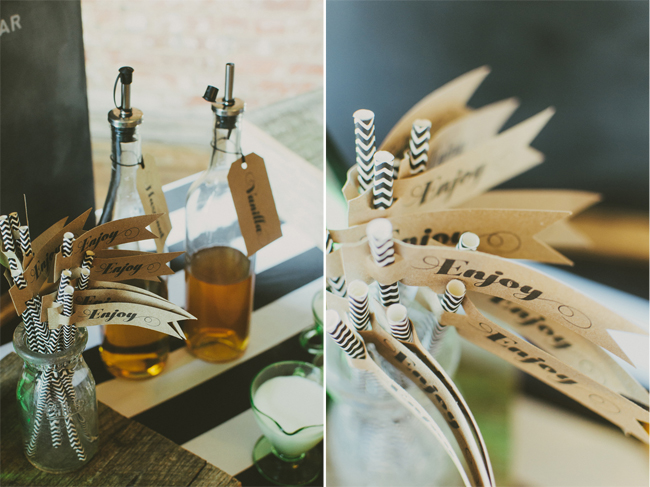 Rustic bridal shower ideas on Showerbelle.com.