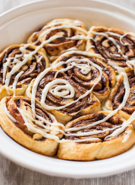 10 Nutella recipes that are perfect for bridal shower brunches