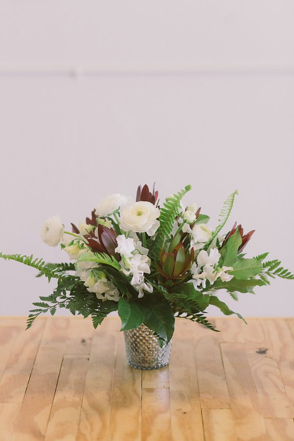 DIY bridal shower centerpieces on Showerbelle.com