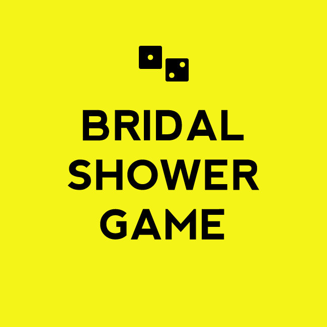 free printable bridal shower games: The Perfect Pair