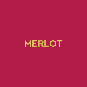 wine themed bridal shower color palette - merlot