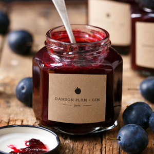 Plum jam recipe and more for Wine Theme Bridal Shower Week On Showerbelle