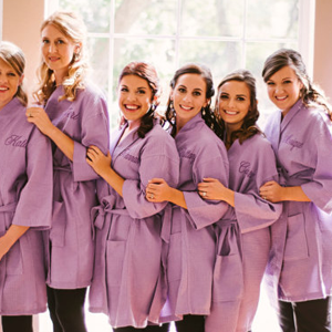 Purple Gift Ideas for Bridesmaids