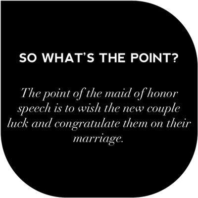 help writing a maid of honor speech Need help writing a gorgeous maid of honour speech have a wedding coming up read this blog to get helpful tips and hints for maid of honour speeches free.