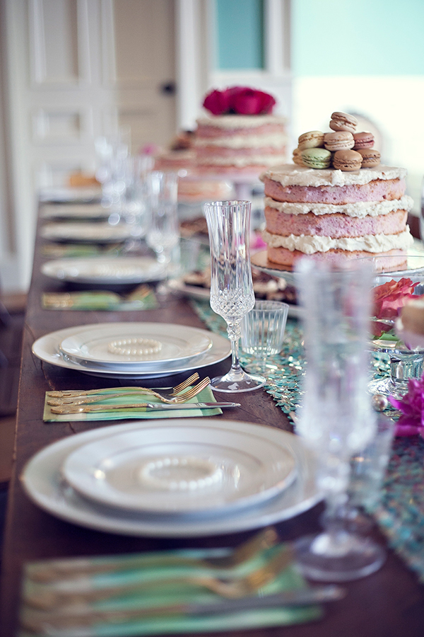a beautiful dessert bridal shower plus professional event stylists reveal techniques for designing your own