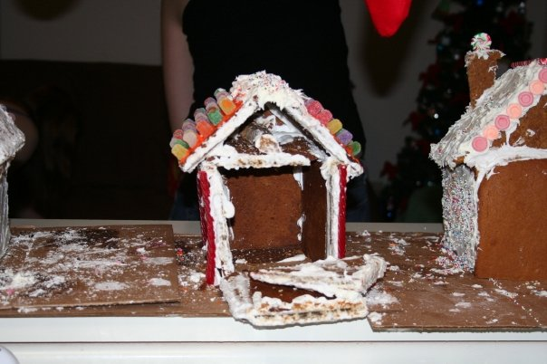 "This is from the photo album ""gingerbread fiasco."" I don't think I need to say anything else."
