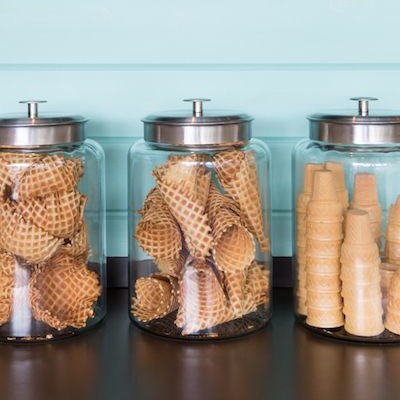 Ice Cream Social Ideas for Your Bridal Shower