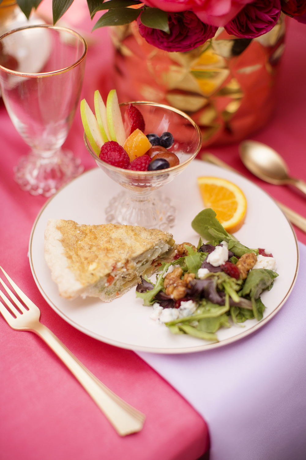 What To Serve At A Brunch Bridal Shower Menus Recipes