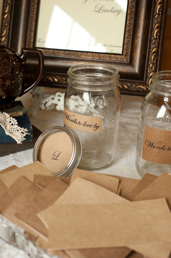 View this vintage tea party bridal shower with tons of DIY ideas on Showerbelle!