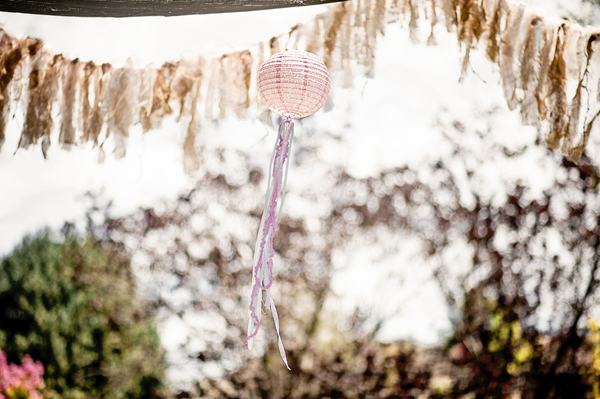 A wonderfully whimsical boho baby girl shower on Showerbelle. #babyshower #babygirl #boho