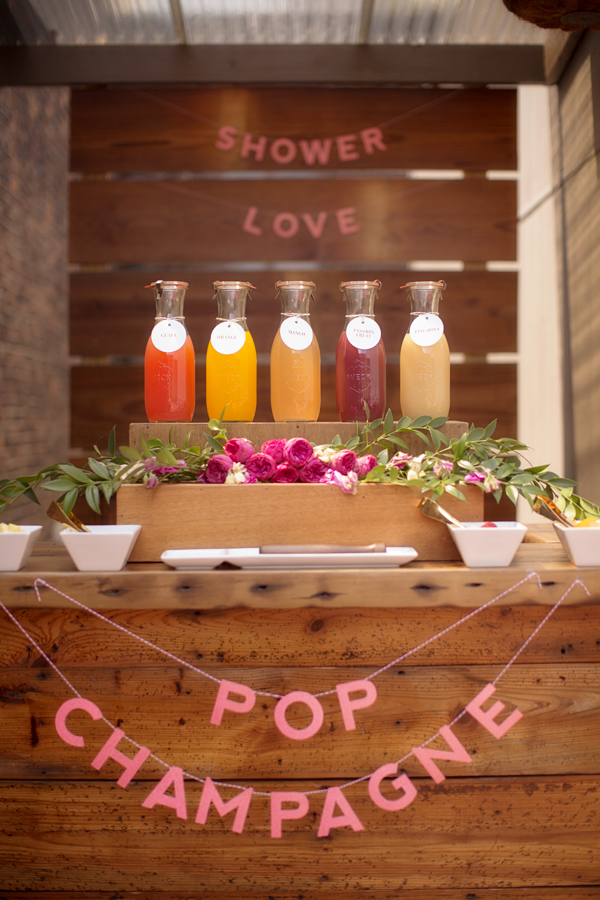 29 Incredibly Creative Food Bar Ideas For Your Bridal Shower