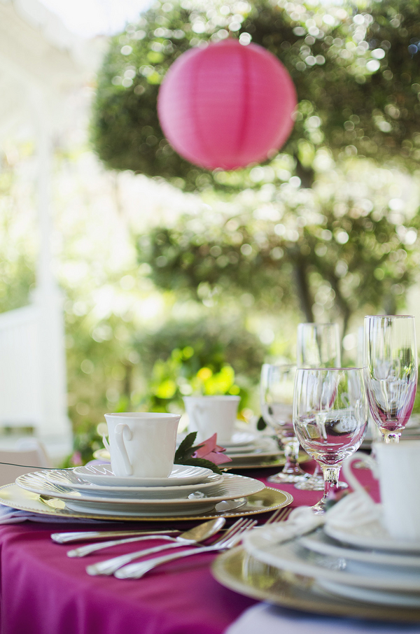 Achieve Traditional Elegance With This Pretty Pink Bridal Shower EVENT 29