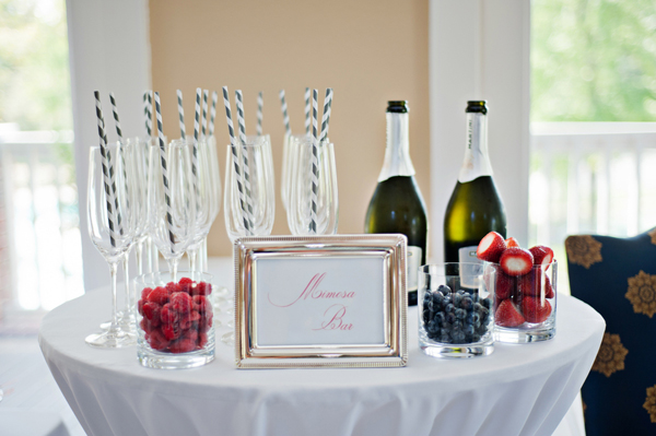 TONS of bridal shower brunch ideas, menus, and tutorials, on Showerbelle.com