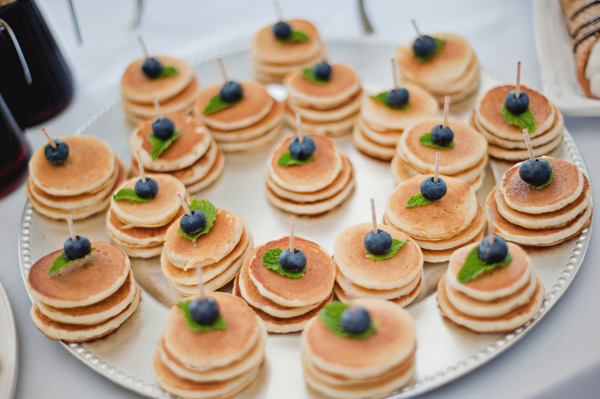 This Pretty Bridal Shower Brunch Has Tons Of Great Food Ideas