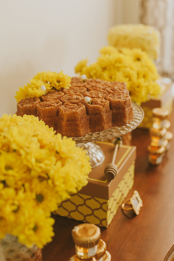 Honeycomb Cake, Photo by Jessica Charles Photography