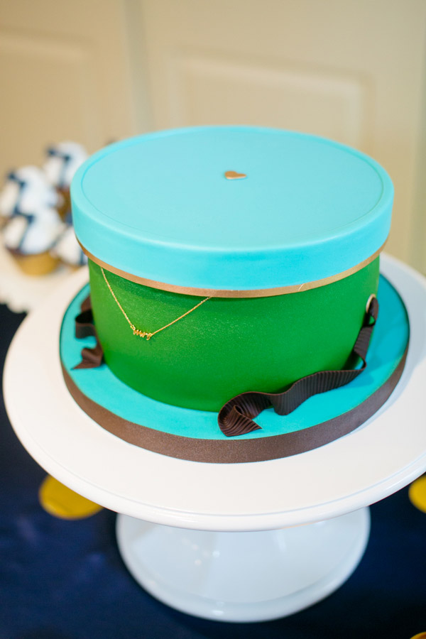 Kate Spade Cake, Photo by Set Free Photography