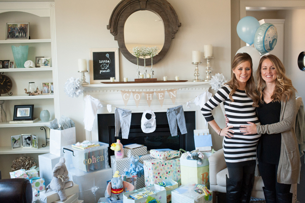 The most clever storybook baby shower you have to see on baby shower blog, Showerbelle.com.