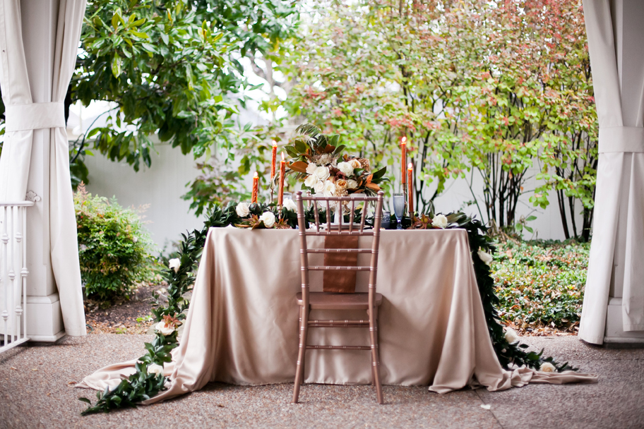 Fall wedding decoration ideas on event-29.com.