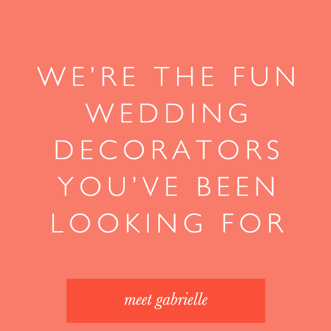 We're the fun, modern wedding decorators that you've been looking for! Find out more about us at event-29.com.