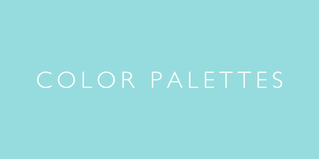 Find the perfect color palette for your wedding or event on event-29.com