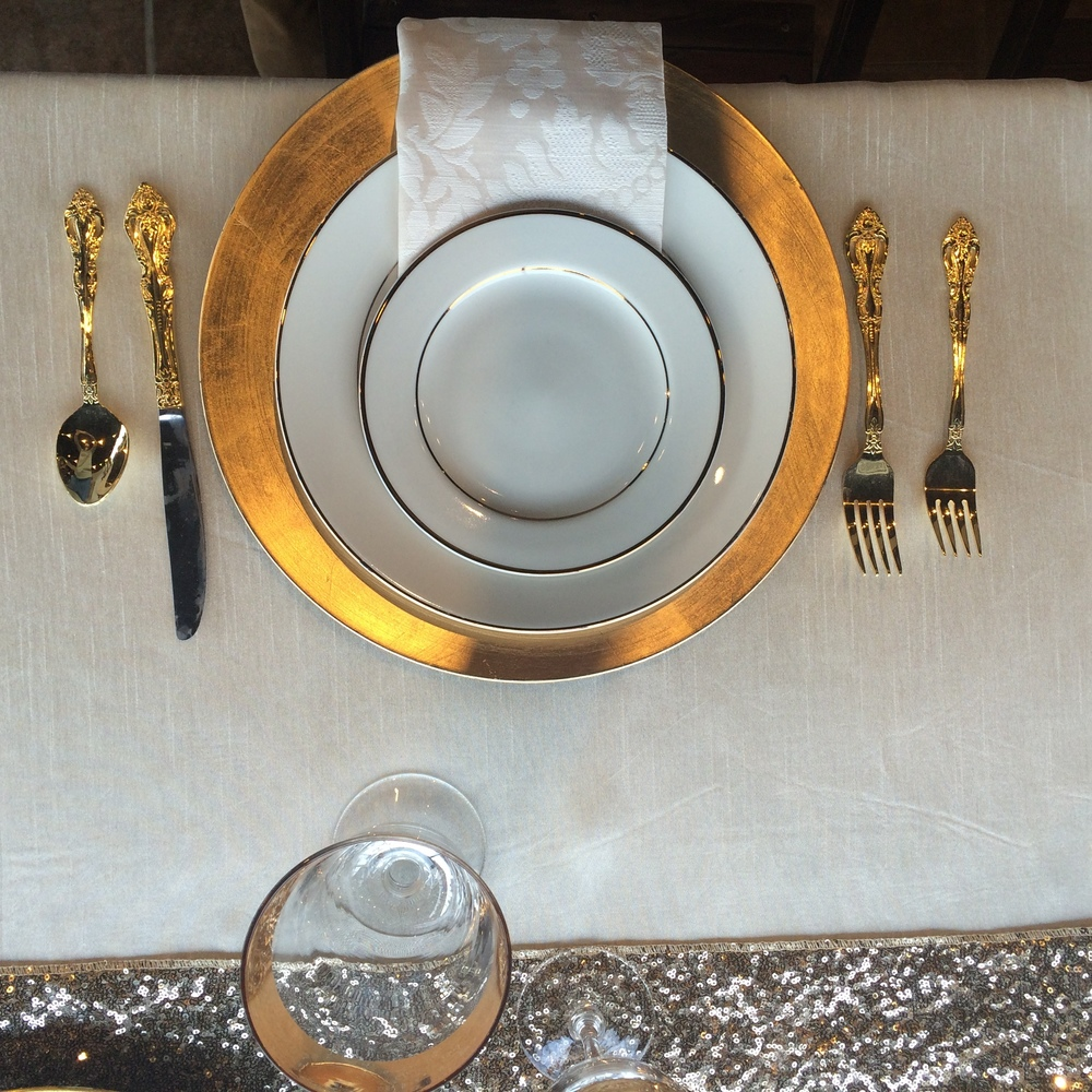 This is what your flatware will look like
