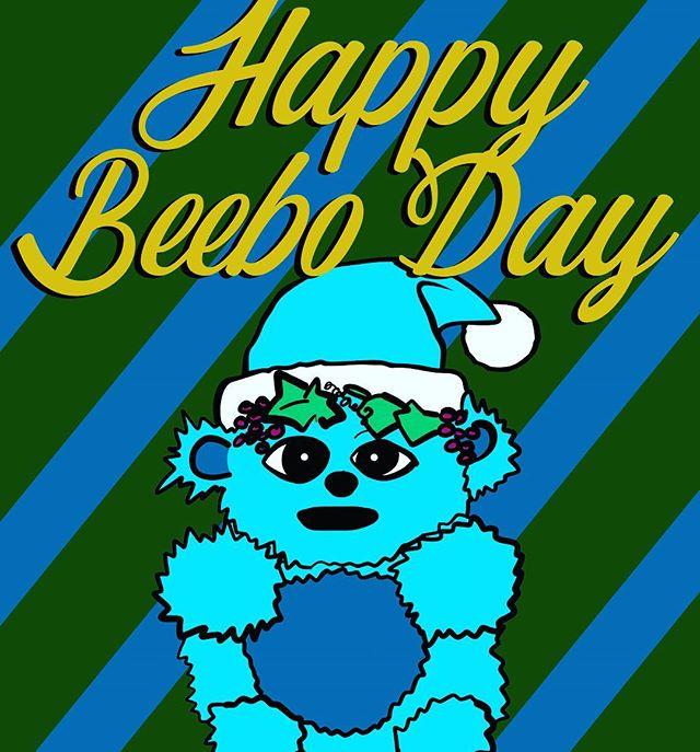 Hope everyone has an amazing Beebo Day and a Merry Christmas! . . . #Beebo #LegendsOfTomorrow #BeeboDay #Christmas