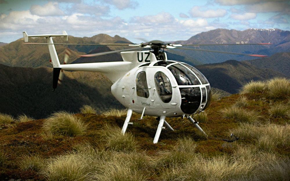 Hel hiking in the Kaimanawa Ranges of NZ