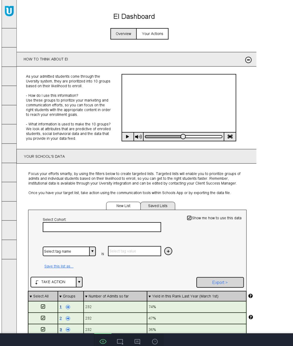 Prototype in InVision