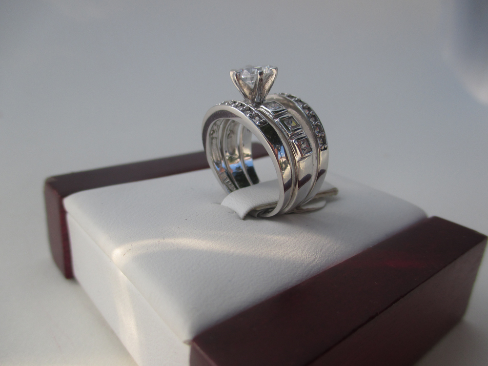 Check out our Silver Engagement rings available in store.