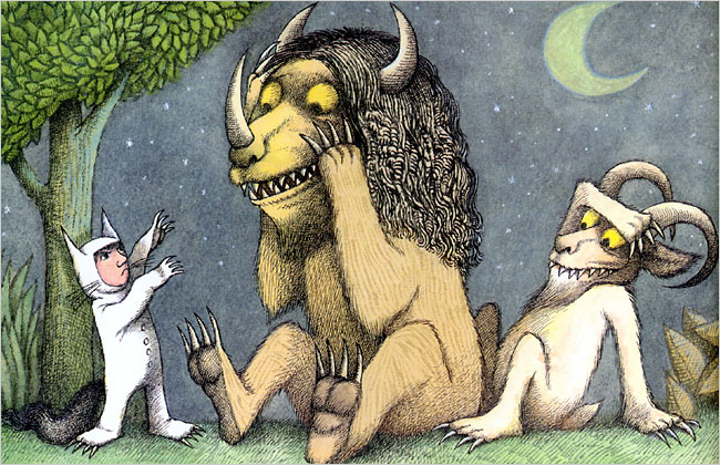 Thank you those bedtime stories, Maurice.  Goodnight.  :(    http://creativity-online.com/news/farewell-maurice-sendak/234629