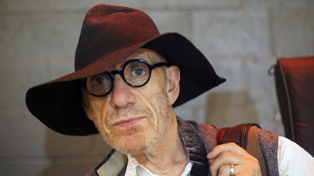 Photo of Tony Kaye by Cameron McHarg