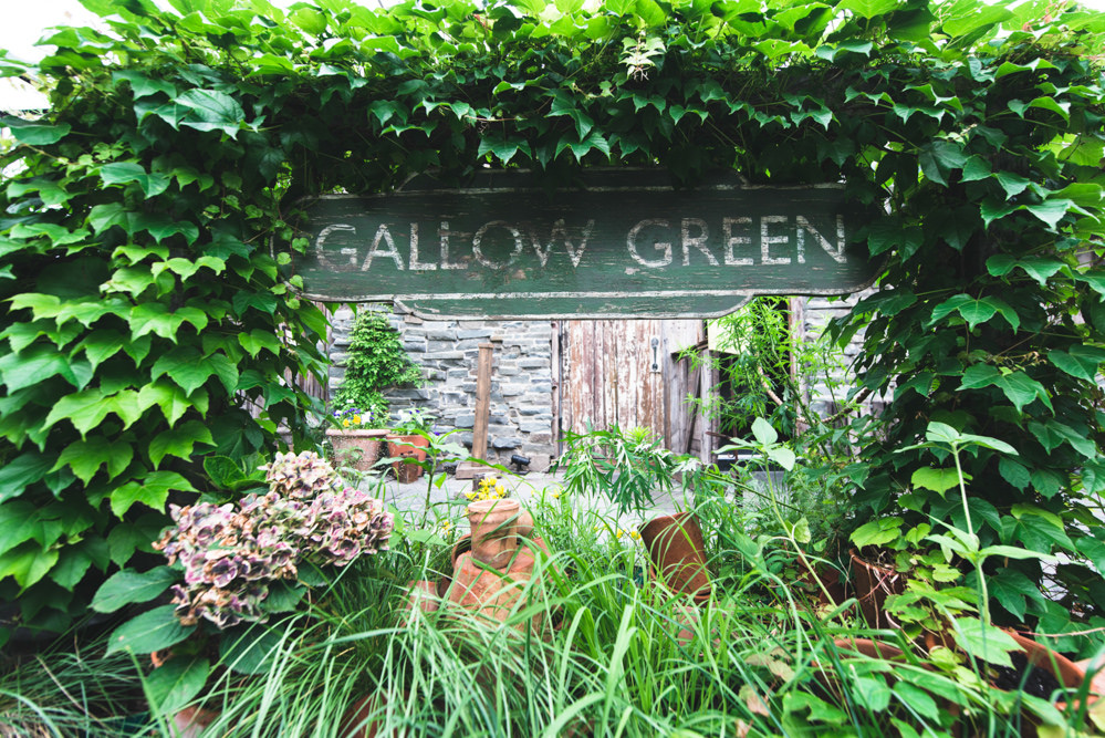 Gallow Green.