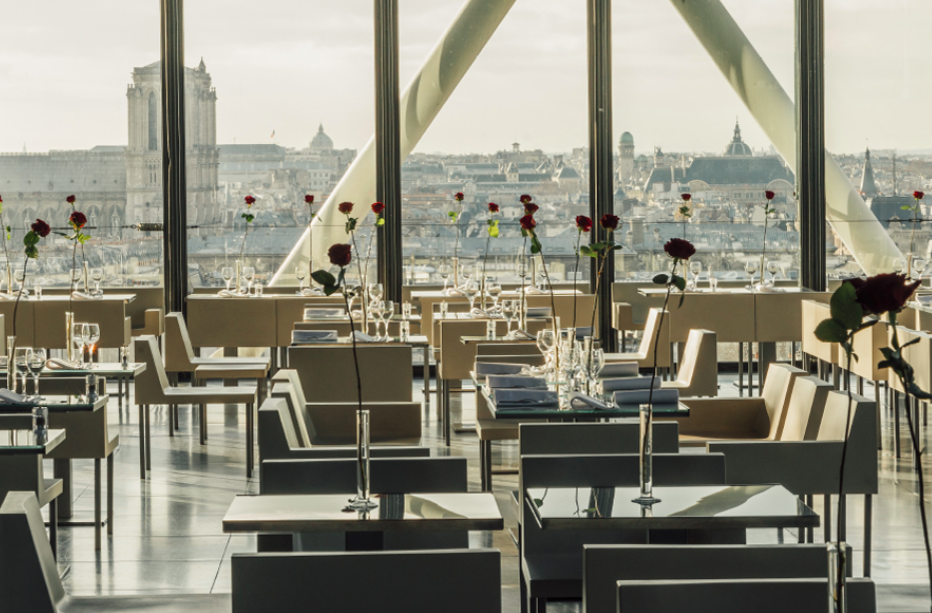 Image by Restaurant Georges Paris