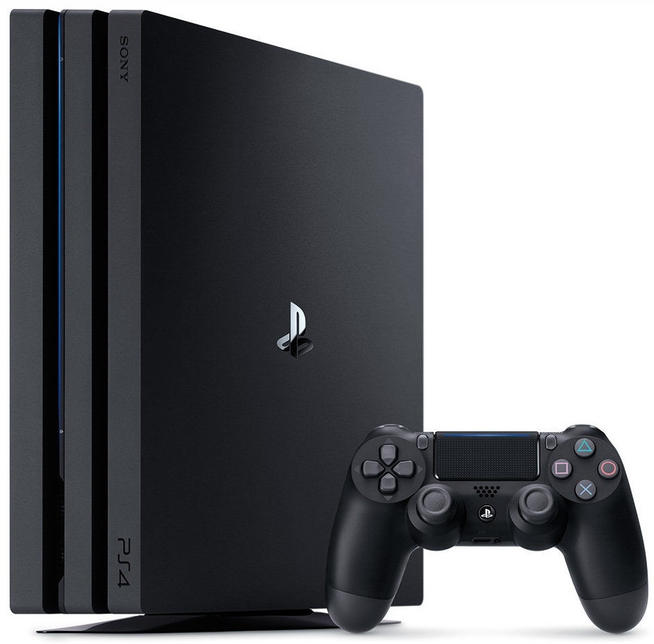 PlayStation 4 Pro - Model Year: 2016 +