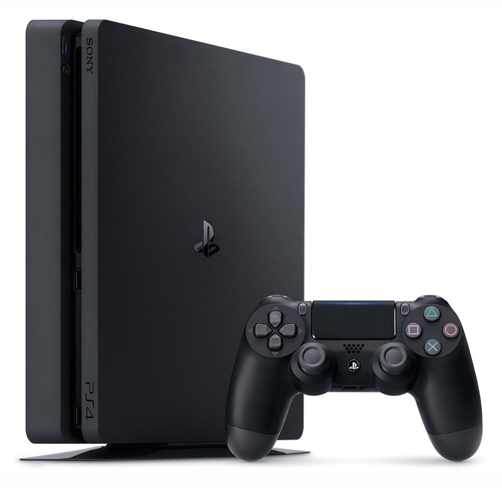 PlayStation 4 Slim - Model Year: 2016 +