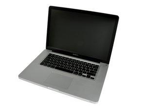 """MacBook Pro 15"""" Unibody Mid 2009"""